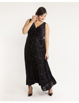 Scarlett & Jo Maxi Dress by Simply Be