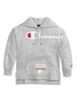 Champion® Super Fleece Women's Fashion Hoodie, Behind The Label by Champion