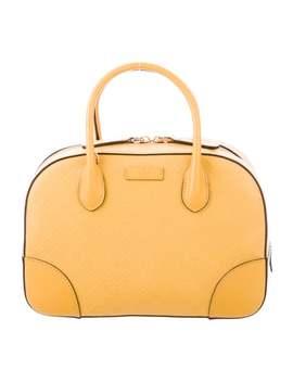 Bright Diamante Top Handle Bag by Gucci
