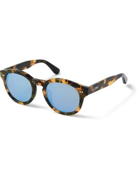 Toms Bellevue Mirror Sunglasses (For Women) by Toms