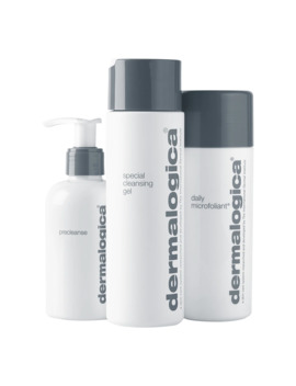 The Ultimate Cleanse & Glow Trio by Dermalogica