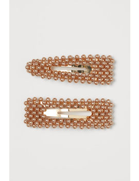 2 Pack Hair Grips by H&M