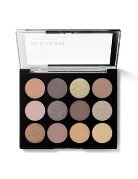 Nip+Fab Make Up Eyeshadow Palette Cool Neutrals 12g by Nip+Fab