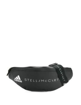 Logo Print Belt Bag by Adidas By Stella Mc Cartney