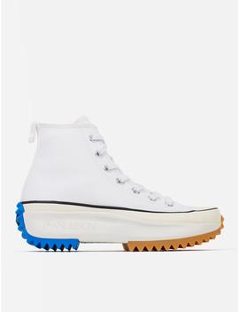 X Jw Anderson Run Star Hike High Sneaker by Converse