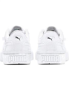 Cali Patent Junior Sneaker by Puma