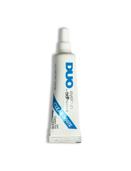 Duo Striplash Adhesive White/Clear 7g by Ardell