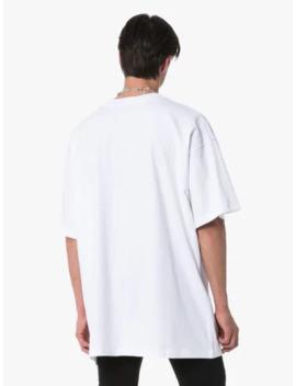 Script Logo Print T Shirt by Balenciaga