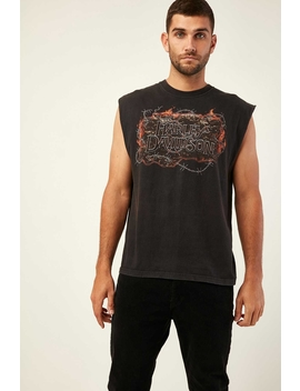 Harley Vintage Muscle Washed Black by The People Vs