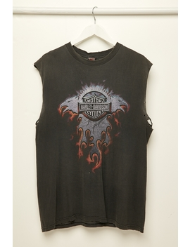 Harley Collector Muscle Vintage Black by The People Vs