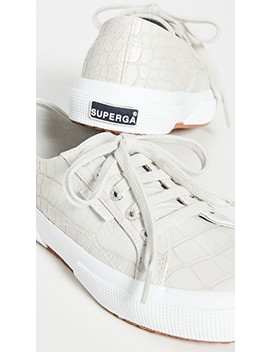 2750 Syntcrocodilew Sneakers by Superga