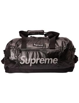 Supreme Duffle Bag Black by Stock X