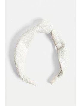 Geknotetes Stirnband by Urban Outfitters