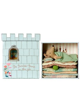 Mouse Princess & The Pea Doll by Maileg