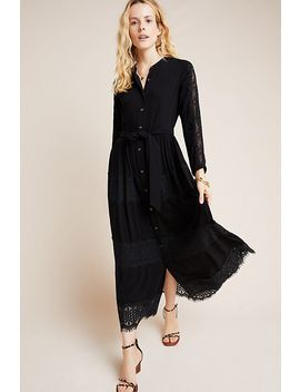 Magda Lace Maxi Dress by Seen Worn Kept