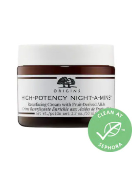 High Potency Night A Mins™ Resurfacing Cream With Fruit Derived Ah As by Origins