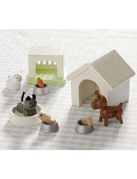 Dollhouse Pet Set by Pottery Barn Kids