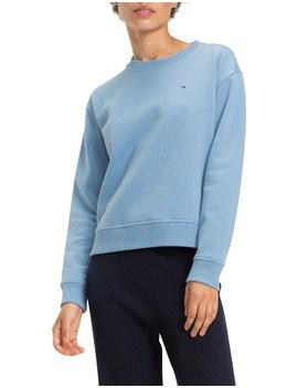 Louisa C Nk Sweatshirt Ls by Tommy Hilfiger