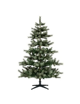 5.5ft Unlit Artificial Christmas Tree Virginia Pine   Wondershop™ by Wondershop