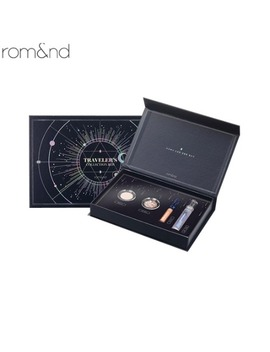 Romand Traveler's Collection Box 4items [Holiday Edition Across The Universe] by Romand