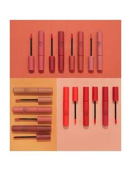 3 Concept Eyes   Tinte De Labios Velvet (10 Colores) by 3 Concept Eyes