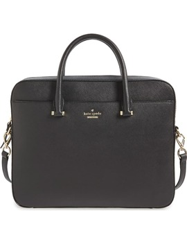 Saffiano Leather 13 Inch Laptop Bag by Kate Spade New York
