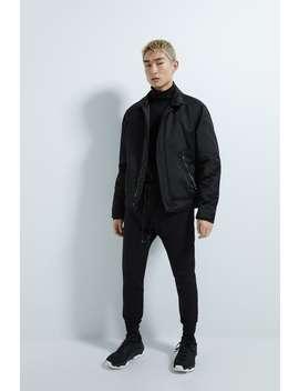 Soft Denim Pants With Pockets by Zara