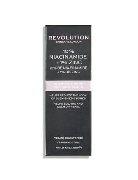 Blemish And Pore Refining Serum   10% Niacinamide + 1% Zinc by Revolution