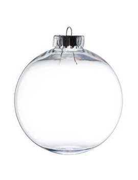 "Glass Ball Ornaments    3 1/4"" by Hobby Lobby"