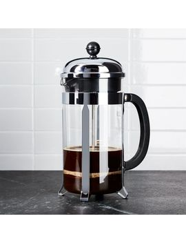 Bodum ® Chambord 34 Ounce French Press by Crate&Barrel
