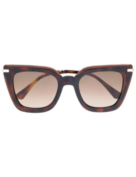 Ciagras Oversized Sunglasses by Jimmy Choo Eyewear