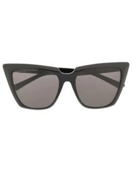 Cat Eye Frame Sunglasses by Balenciaga Eyewear