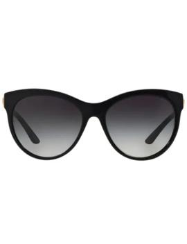 Cat Eye Sunglasses by Versace Eyewear