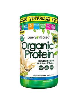 Purely Inspired Organic Protein 100% Plant Based Nutritional Shake by Purely Inspired