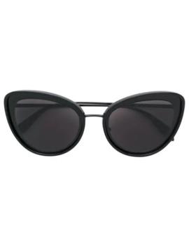 Cat Eye Sunglasses by Alexander Mc Queen Eyewear