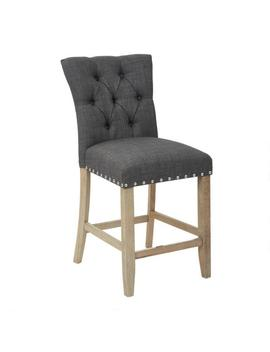 Addison Upholstered Counter Stool Set Of 2 by World Market