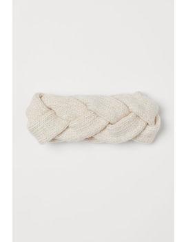 Splétaná čelenka by H&M