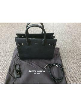 Sac De Jour Black Bag by Unbranded