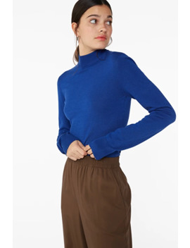 Tight Knit Top by Monki