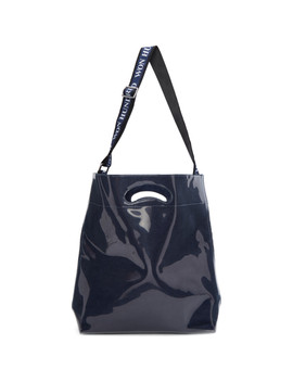 Blue Journey Signature Shopper Tote by Won Hundred
