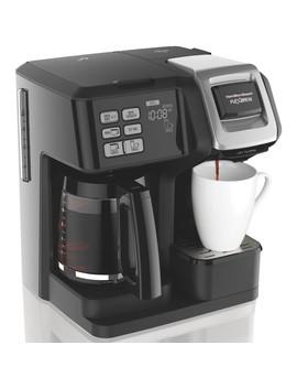 Hamilton Beach Flex Brew 2 Way Coffee Maker | Model# 49976 by Hamilton Beach