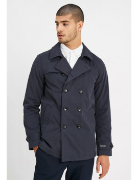Classic Double Breasted   Trenchcoat by Scotch & Soda