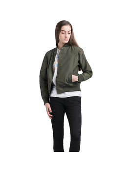 Herschel Supply Co Women's Varsity Jacket by Herschel Supply Co