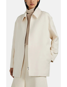 Hermia Cotton Blend Coat by The Row