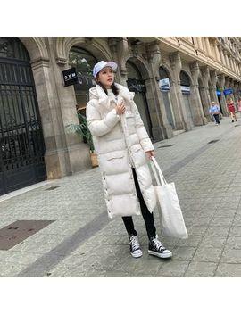 Jinyo   Hooded Padded Coat by Jinyo