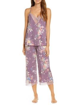 Arlene Floral Pajamas by Flora Nikrooz