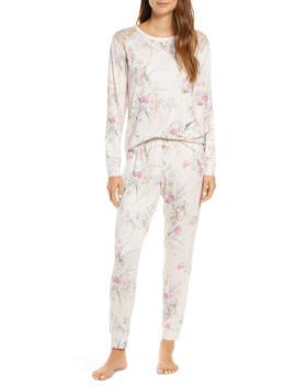 Jasmine Floral Pajamas by Flora Nikrooz
