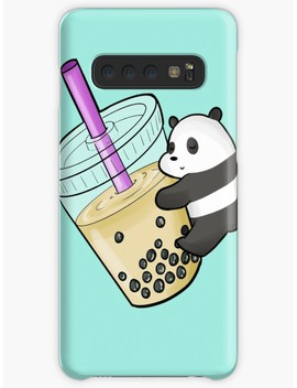 Panda   Tea Case & Skin For Samsung Galaxy by Paula Stark