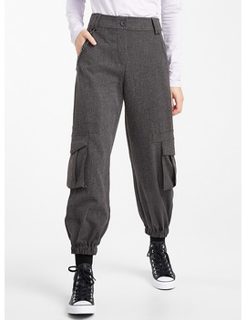 Chain Cargo Joggers by Twik                             Eclectic, Trendy Fashion