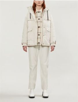 Galaxy Puffer Jacket by Sandro